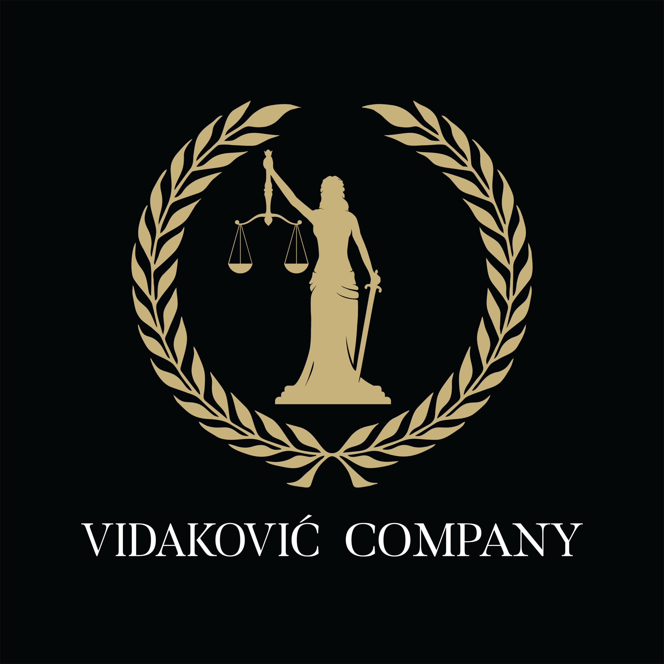 """""""VIDAKOVIĆ COMPANY"""" doo Podgorica"""